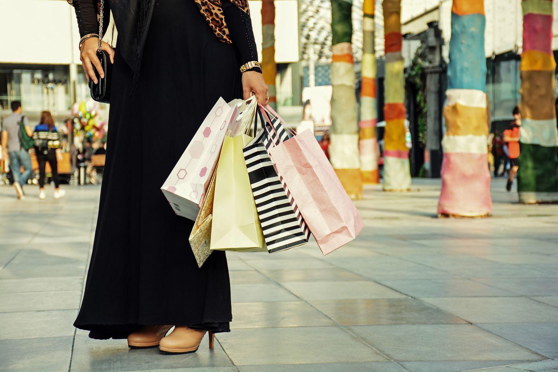Abu Dhabi Shopping - Al Wahda Mall