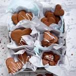 Emmas Pfefferkuchenherzen