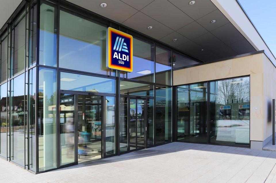 Neues Logo: So hast du deinen Aldi-Markt noch nie gesehen