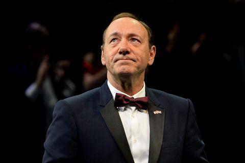 Oscarpreisträger Kevin Spacey bei einer Gala im Old Vic Theatre n London.