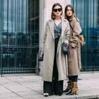 Bloggerinnen beim Shoppen