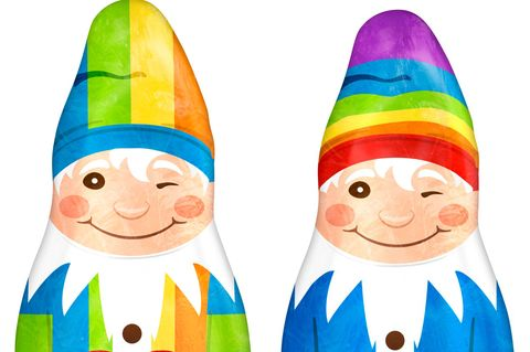 Nach Shitstorm: Penny verkauft nun einen Regenbogen-Zipfelmann