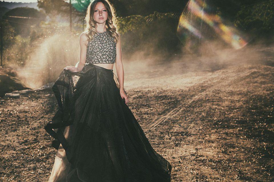 Zu sexy für eine 13-Jährige? Shania Geiss will Model werden!