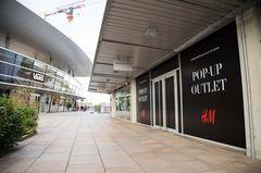 Das H&M Outlet in Wolfsburg