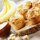 Porridge-Bananenkuchen
