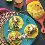 Veggie-Tortillas