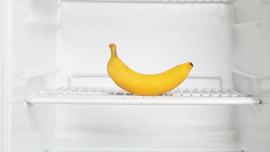 Gehören Bananen in den Kühlschrank, oder nicht? Endlich gibt es Klarheit