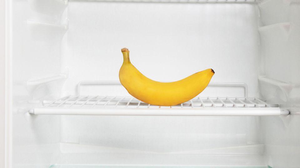 Bananen verwerten: Nicht wegwerfen! Diese Köstlichkeiten zauberst du aus reifen Bananen