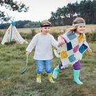 Kinder-Poncho häkeln