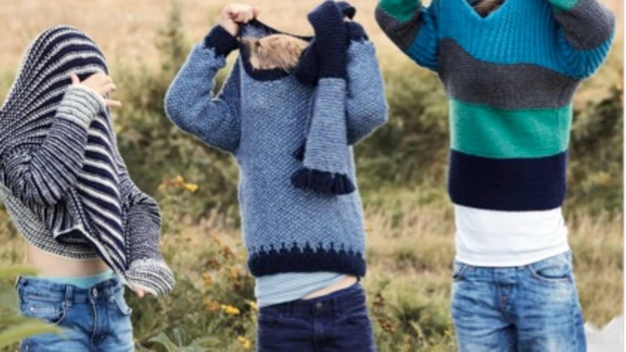 Wieviel wolle für pullover gr