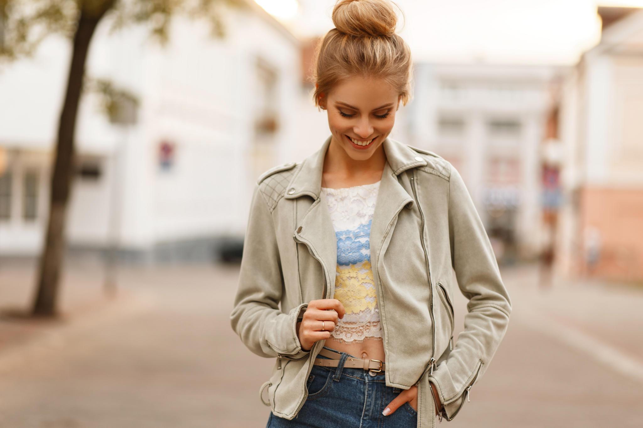 711c56ce3924 So findest du die perfekte Jacke für deine Figur   BRIGITTE.de