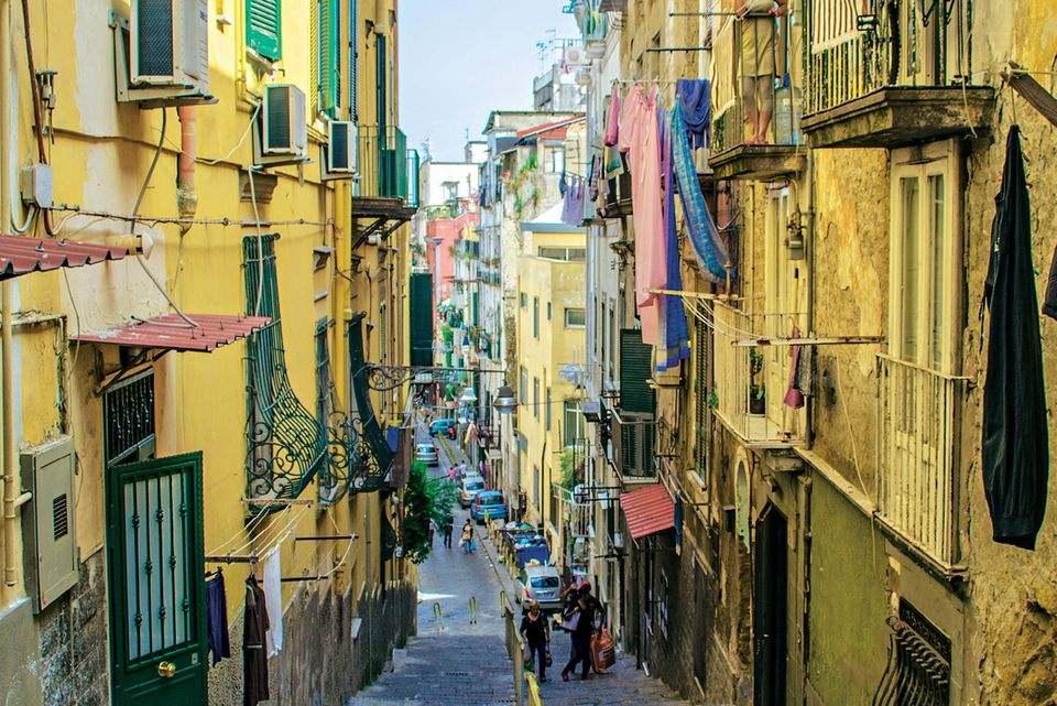 Neapel-Kurztrip