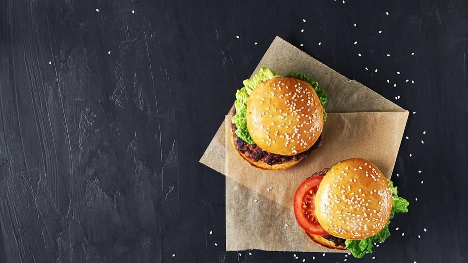 Doch, echt: Zwei Burger sind gesünder als nur einer!