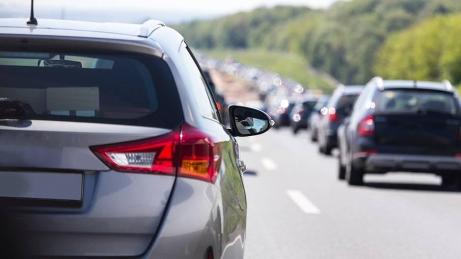 Rechts überholen: Auf diesen Autobahnen wird es jetzt erlaubt