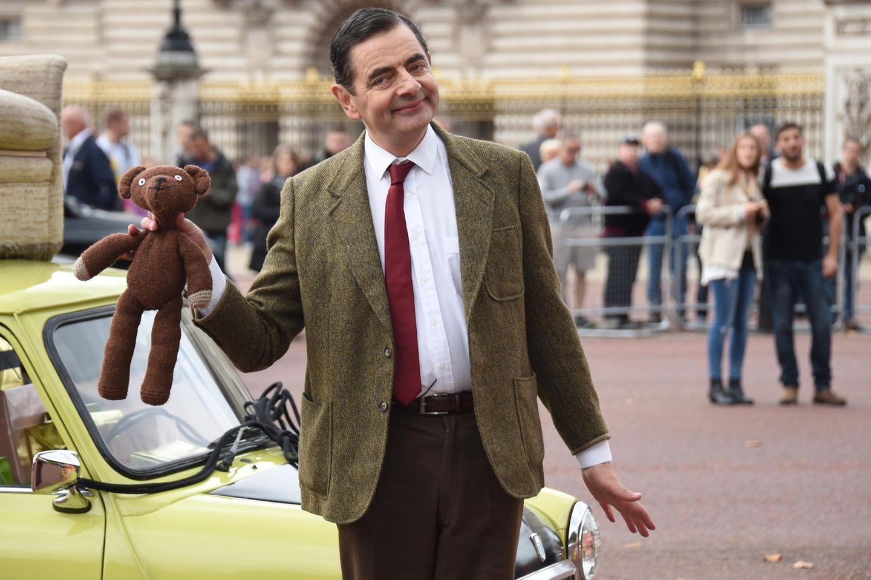 Mit 62! Mr. Bean wird wieder Vater