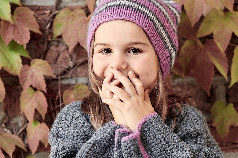 Pullover häkeln Kinder