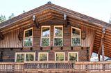 Zillertal: Almhaus in Hochfügen