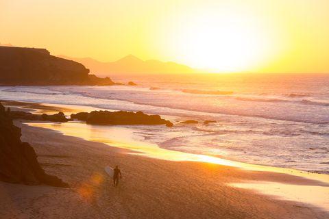 Zwischen Januar und Juni zum Surfen nach Fuerteventura