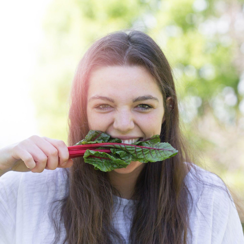 Über veganer witze Vegetarier und