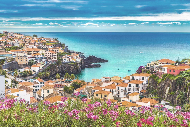 Im Dezember und Januar nach Madeira
