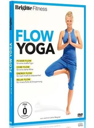 Flow Yoga: Die BRIGITTE Fitness DVD