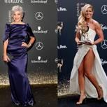Bambi-Verleihung mit Claudia Schiffer und Helene Fischer