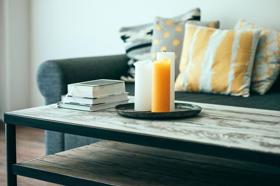 Achtung! Diese 4 Dinge bringen negative Vibes in deine Wohnung