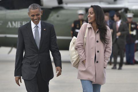Beim Knutschen erwischt: Malia Obama frisch verliebt ❤️