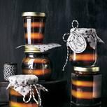 Ringel-Gelee Mandarine-Johannisbeere