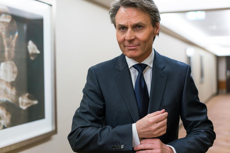 GZSZ-Serienfiesling Jo Gerner alias Wolfgang Bahro.