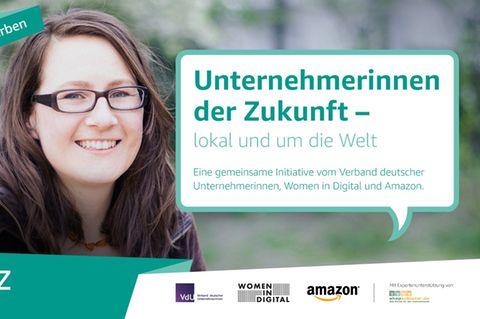 """Förderprogramm: Jetzt bewerben für """"Unternehmerinnen der Zukunft""""!"""