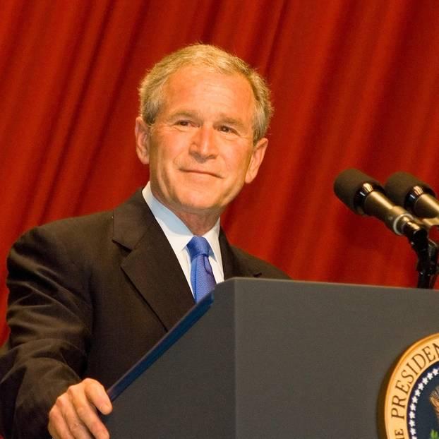 Sprüche von George W. Bush: George W. Bush