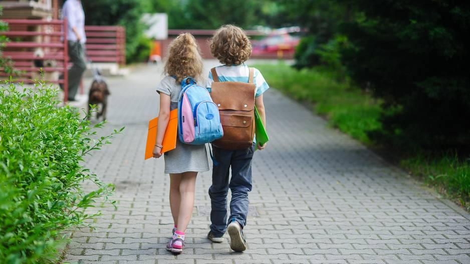 Fremdgeh-Test für 11-Jährige bringt Schule in Bedrängnis