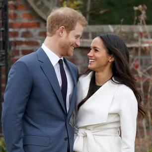 Wann heiratest du endlich Prinz Harry, Meghan? Ihre interessante Reaktion!
