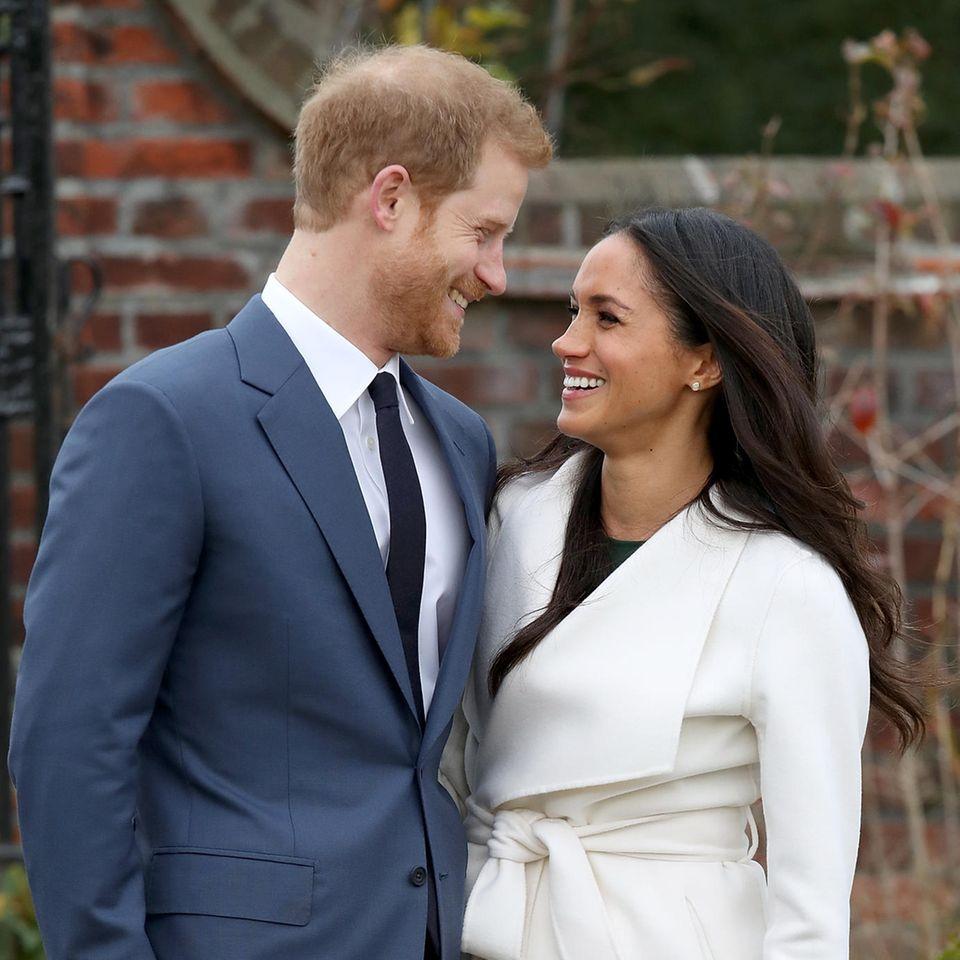 DIESEN Titel bekommt Meghan Markle nach der Hochzeit mit Harry