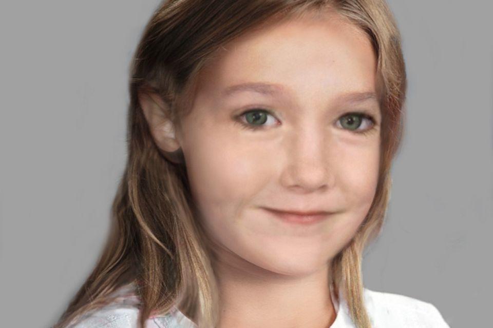 Madeleine McCann: Eine Foto-Montage zeigt, wie die 2007 verschwundene Maddie als heranwachsendes Mädchen aussehen könnte.