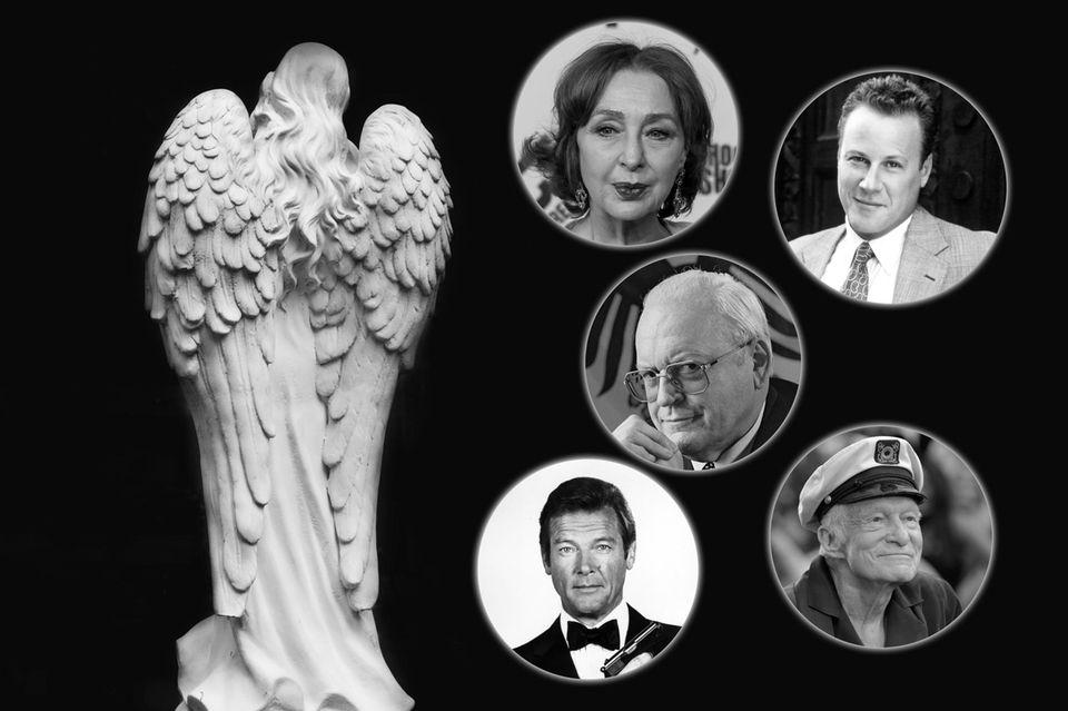 Diese Stars sind 2017 gestorben