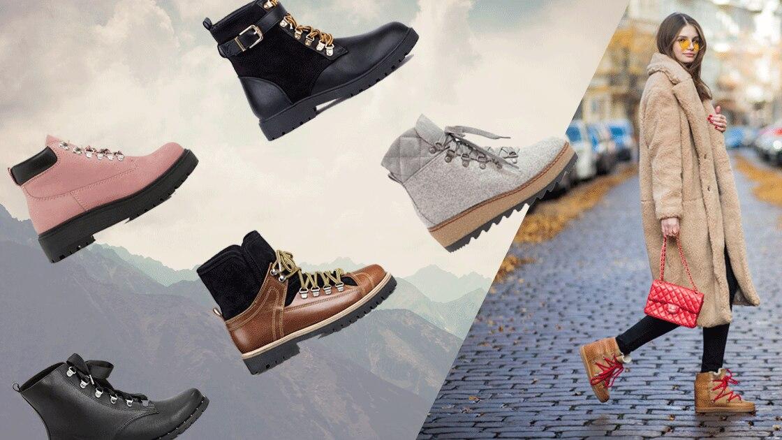Stiefel Nachshoppen BootsDie Trend Zum Bergsteiger 3j5A4LqR