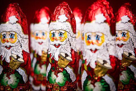Brandenburg: Diebe klauen Kita-Kindern die Schoko-Weihnachtsmänner