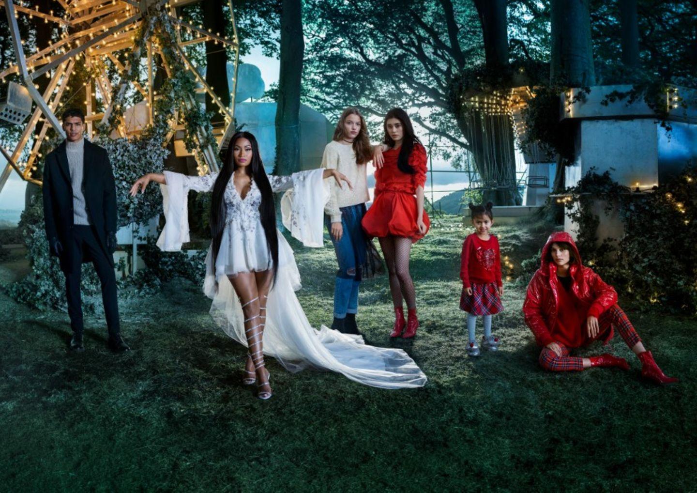 H&M: Weihnachtsfilm mit Nicki Minaj