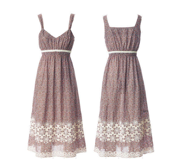 Schnittmuster: Kleid selber nähen   BRIGITTE.de