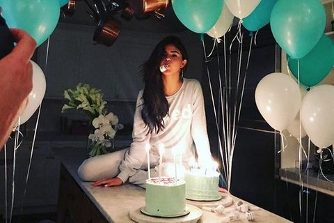 Selena Gomez postet Geburtstagsfoto