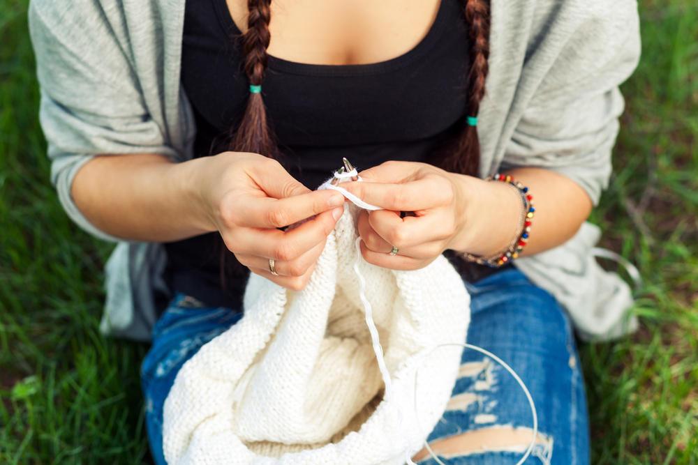 Selbermacher: Loop-Schal nähen: Den will ich haben! | BRIGITTE.de
