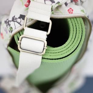 Yogatasche nähen: Die nehm ich mit zum Sport