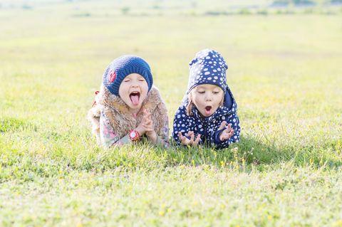 Freundschaft im Kleinkindalter - gibt es die wie bei uns Großen?
