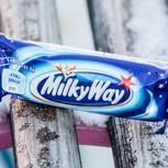 Milky Way-Brotaufstrich-Glas
