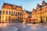 Die schönsten Urlaubsziele im Sommer - Bremen