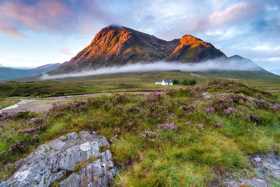 Die schönsten Urlaubsziele im Sommer - Schottland