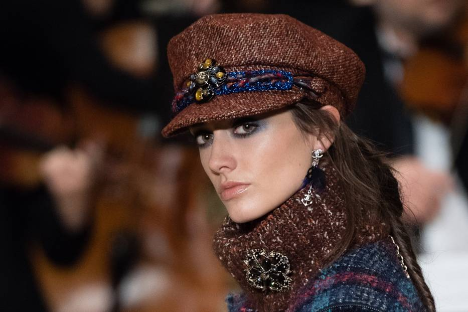 Der Beauty-Look von Chanel