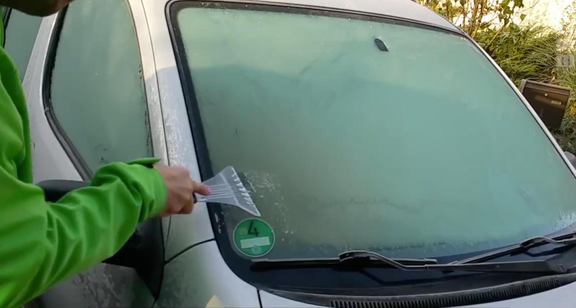 Vereiste windschutzscheiben schnell frei bekommen for Kochtipps schnell